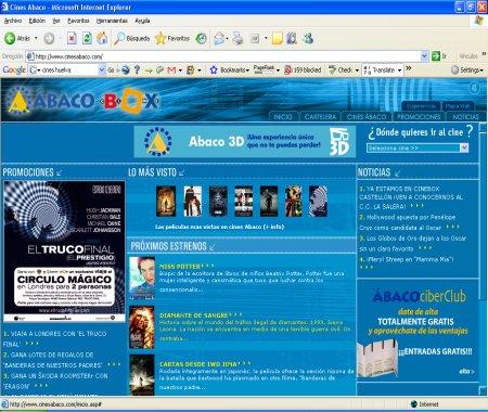 Cine Cinebox Huelva