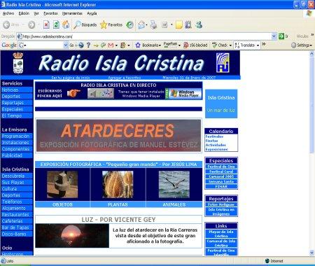Radio Huelva Isla Cristina