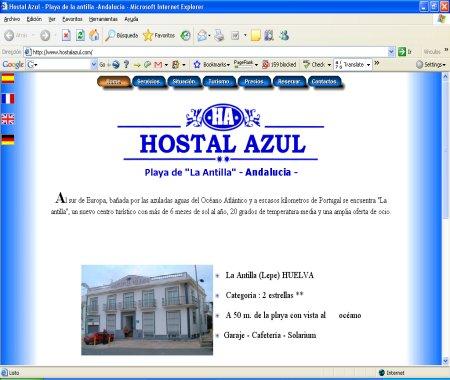 Hostal Azul Huelva