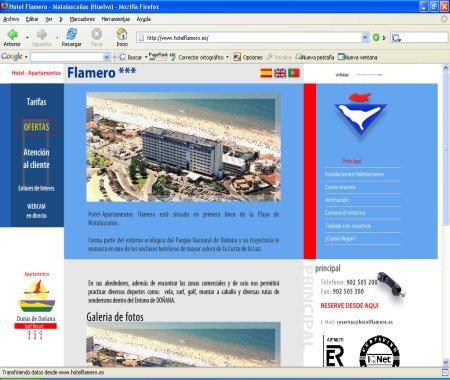 Hotel El Flamero Huelva