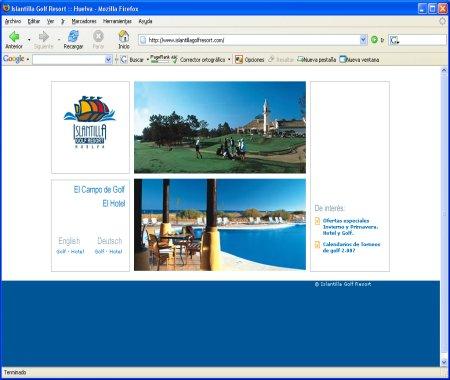 Hotel Islantilla Huelva