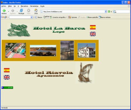 Hotel La Barca Huelva