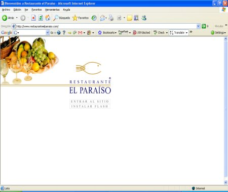 Restaurante de Huelva El Paraíso
